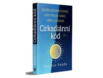 Cirkadinánní kód Satchin Panda