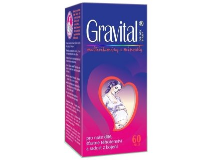 Gravital 60 tablet
