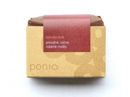 Ponio pánský klub 100g přírodní mýdlo