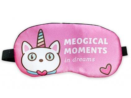 Maska na oči na spaní Meogical moments