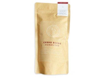 Putovní pražírna Cerro Bueno Honduras 250g káva