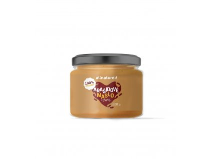 allnature arasidove maslo jemne 220 g