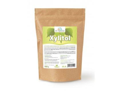 Dr.Natural Xylitol 500g březový cukr