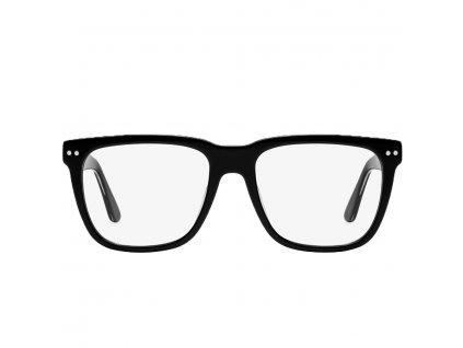 D.Franklin brýle proti modrému světlu Roosevelt černé clip on