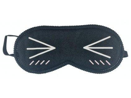 Maska na oči na spaní Vodotrysk