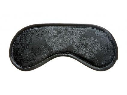 Daydream Paisley Black Maska na oči na spaní 1