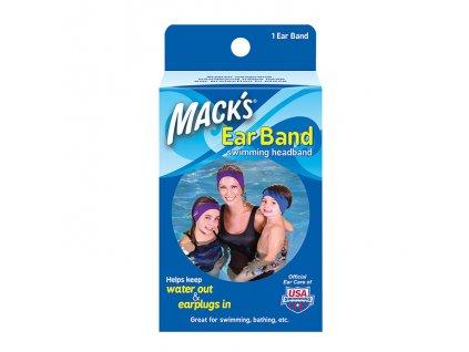 Mack's Ear Band čelenka na plavání