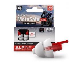 Špunty do uší na motorku MotoSafe Race