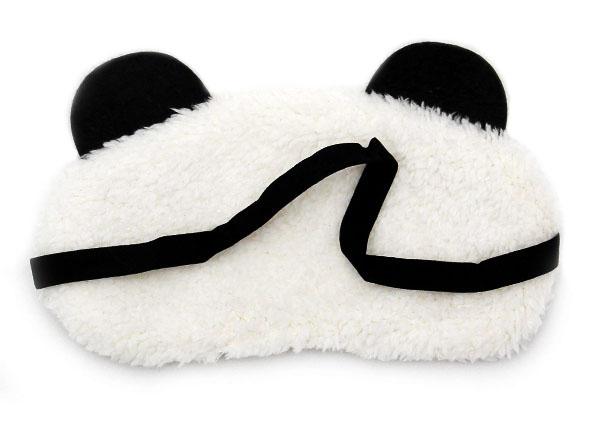 Maska na oči na spaní Panda Panda oči: Kolečko
