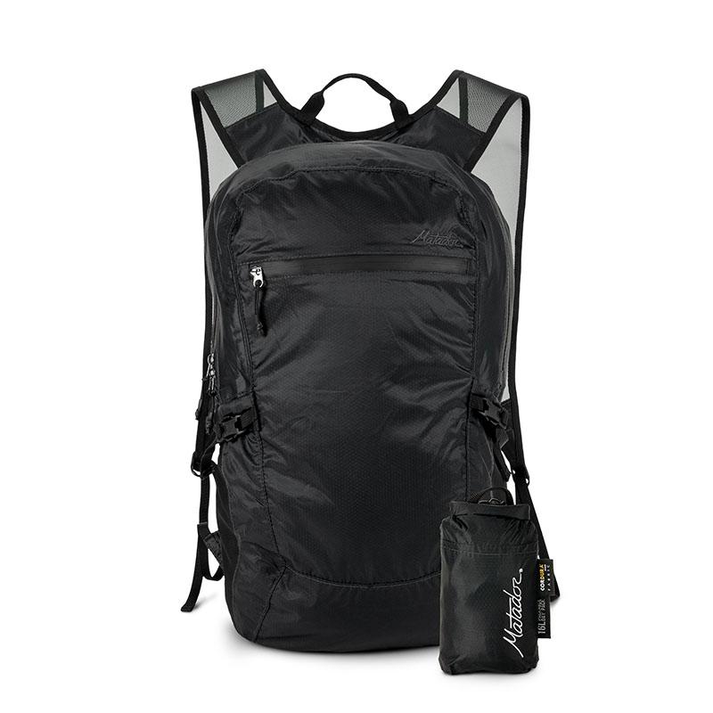 Matador skládací batoh Freefly16 Černý