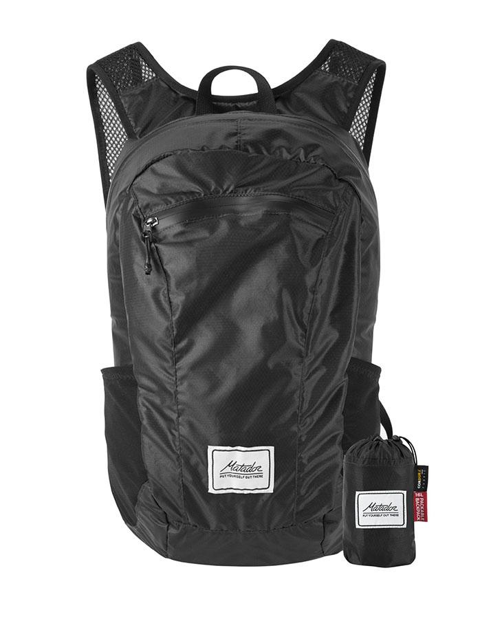 Matador skládací batoh DL16 Černý