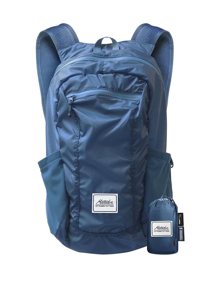 Matador skládací batoh DL16 Modrý