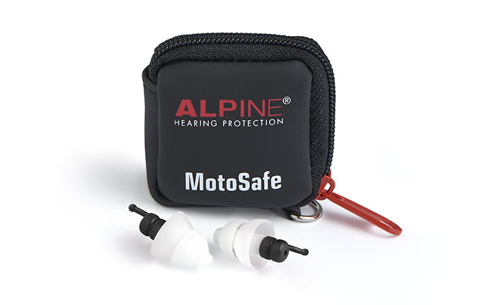 Špunty do uší na moto Alpine MotoSafe Tour