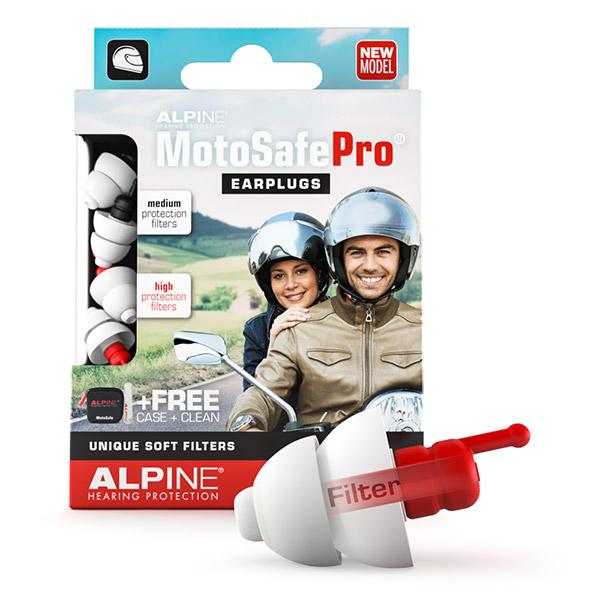 Alpine MotoSafe Pro Špunty do uší na motorku