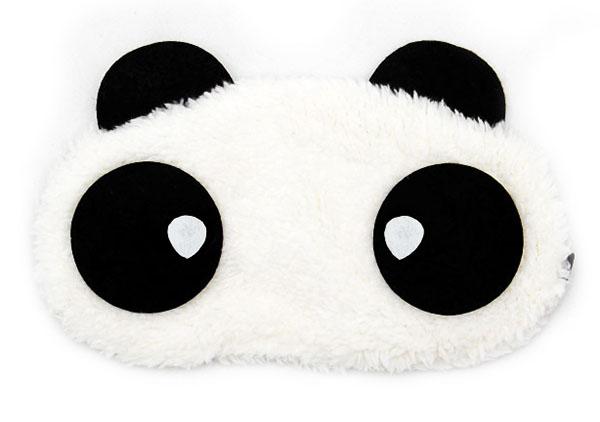 Panda Kapka Maska na oči na spaní