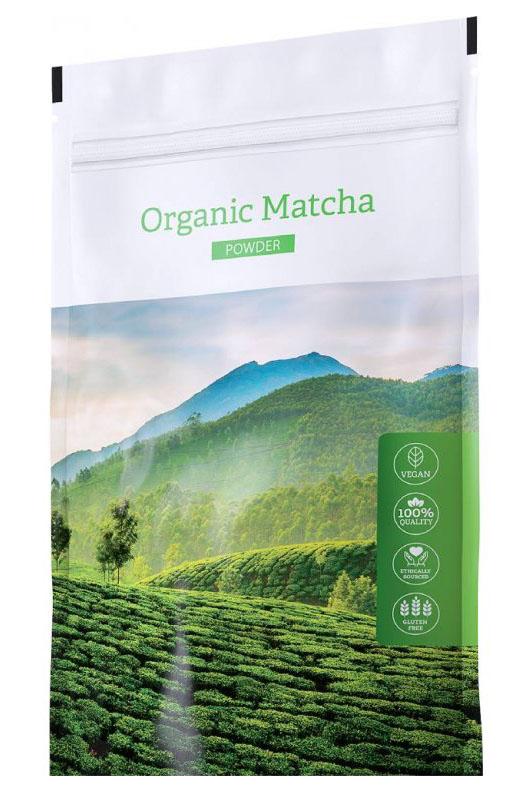 Energy Organický Matcha čaj prášek 50g