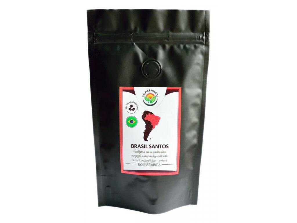Salvia Paradise Káva Brasil Santos 100 g