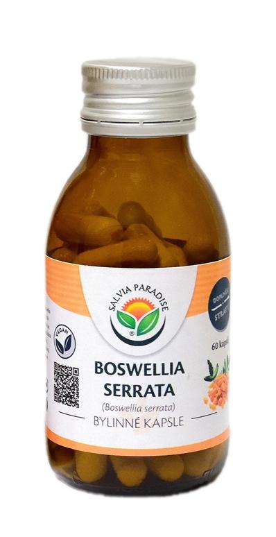 Boswellia serrata - kadidlovník - 60 kapslí