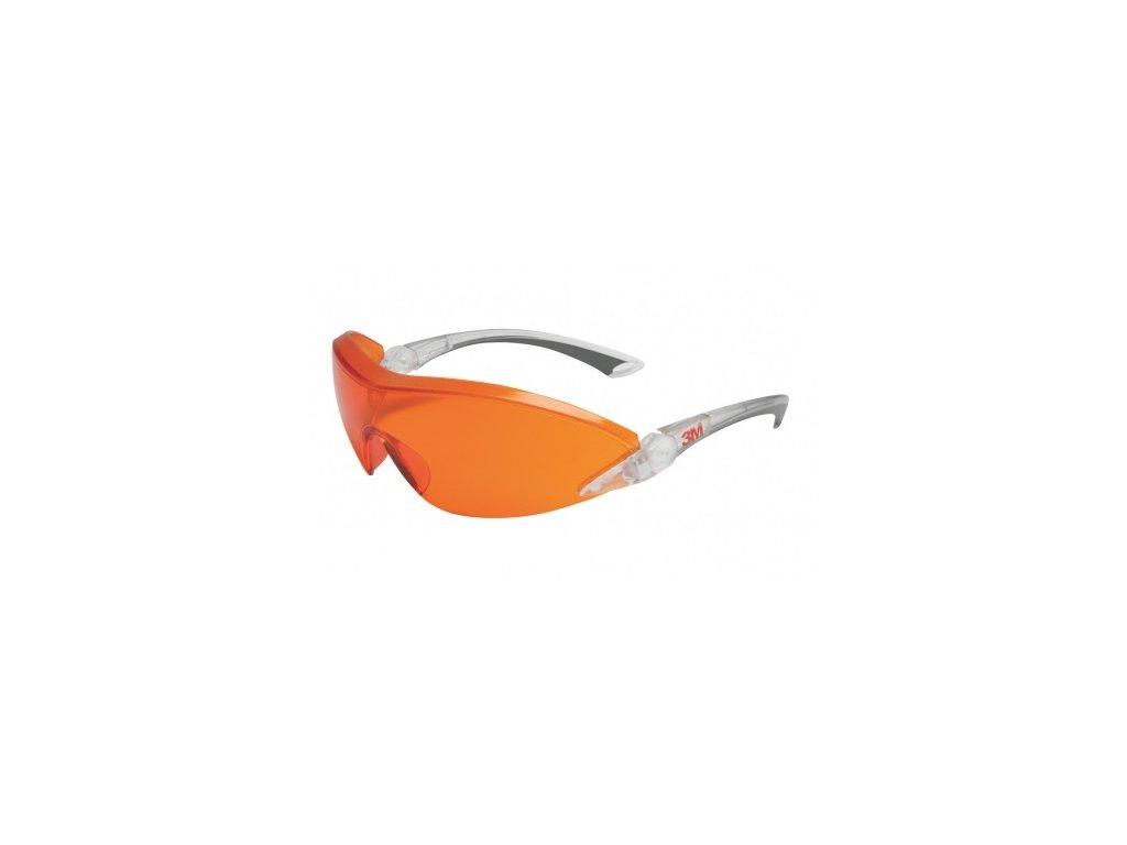 3M narancssárga védőszemüveg