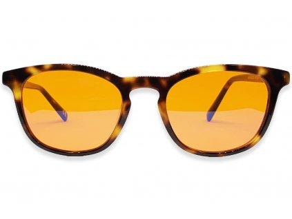 Oranžové brýle blokující modré světlo Derek