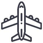 Štuple do uší do lietadla