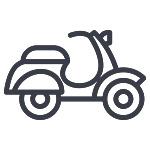 Štuple do uší na motorku