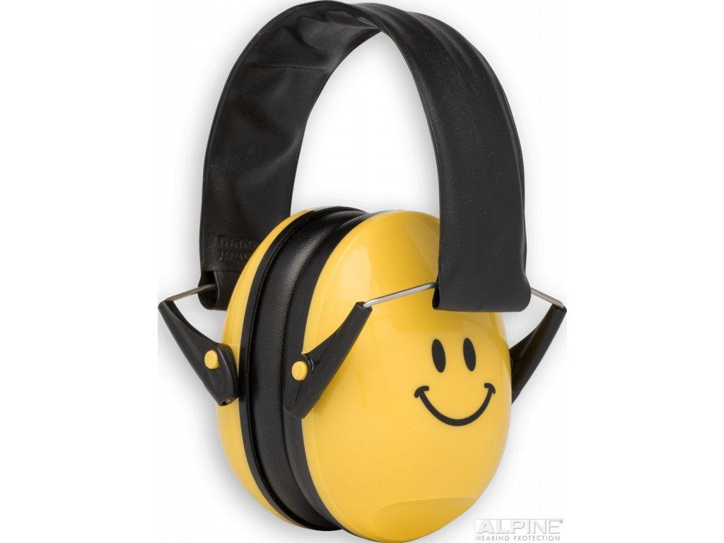 chrániče sluchu Alpine Muffy Smile