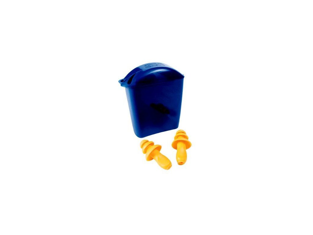 1261 earplugs uncorded and storage case