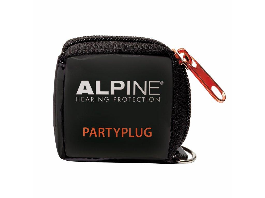 alpine partyplug case alpine hearing protection