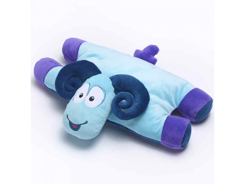TravelBlue Dětský cestovní polštář beran Sammy