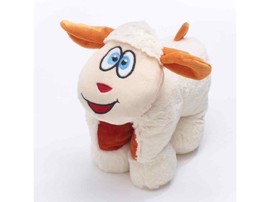 TravelBlue cestovní polštářek pro děti Ovečka Snowy