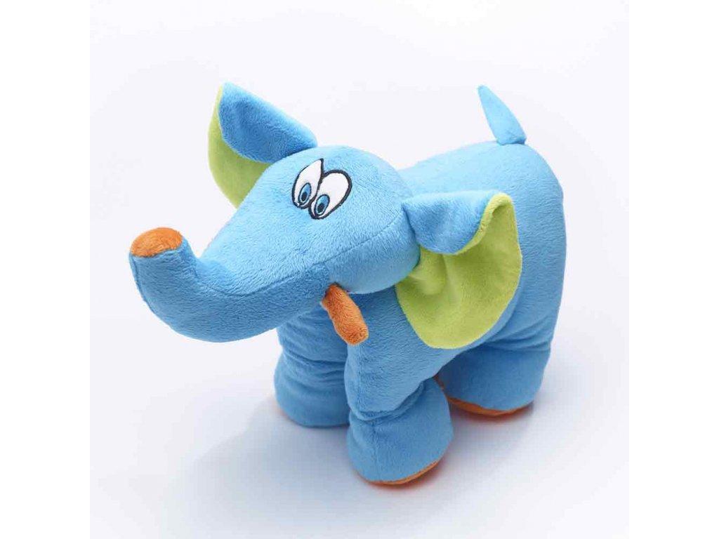 TravelBlue cestovní polštářek Slon Trunky