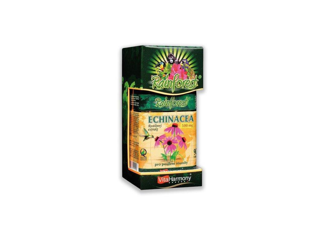 Rainforest Echinacea 500mg 90 tobolek