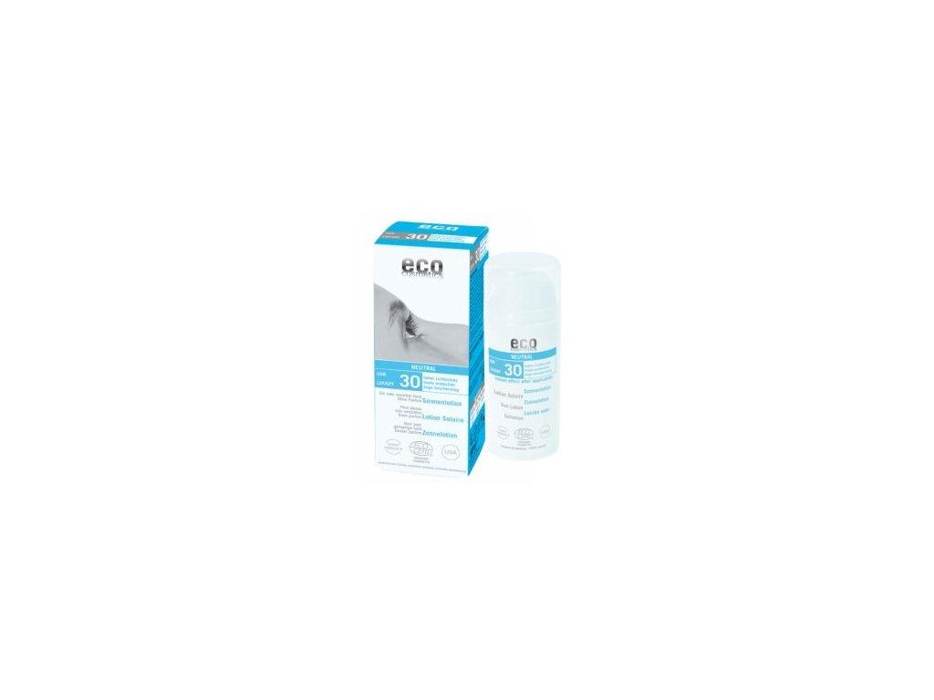 Eco cosmetic opalovací krém neutral bez parfemace spf 30