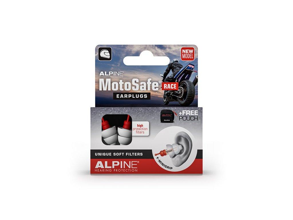 Alpine MotoSafe Race Balení