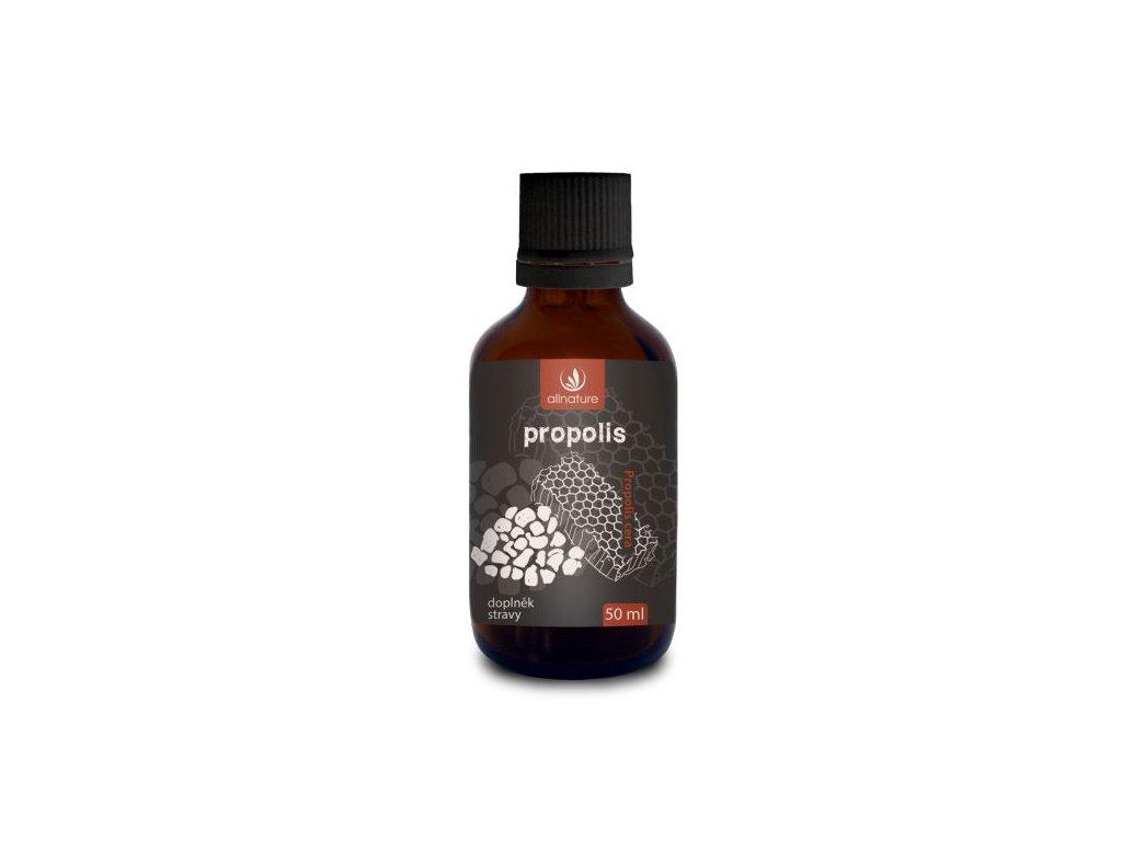 allnature propolis bylinne kapky 50 ml