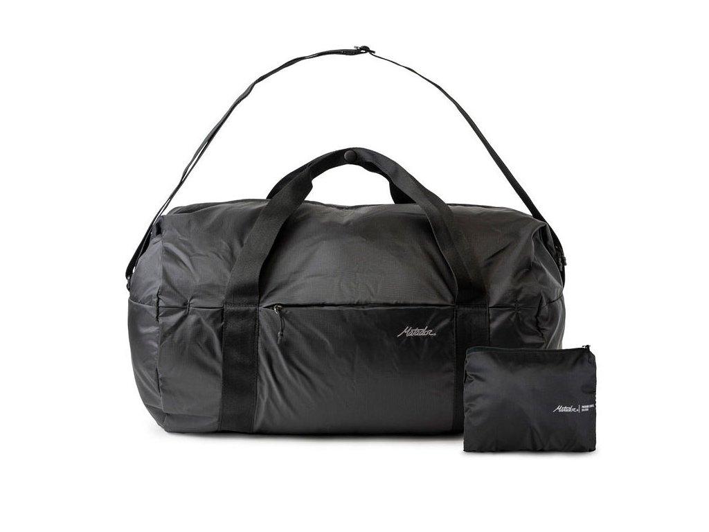 Matador skládací cestovní taška on grid s pouzdrem