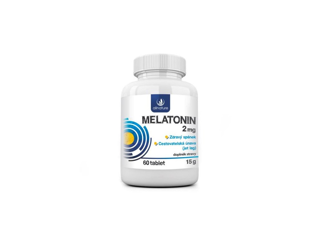 Allnature melatonin 60 tablet