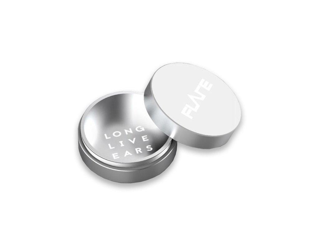 Flare kulaté hliníkové pouzdro do kapsy