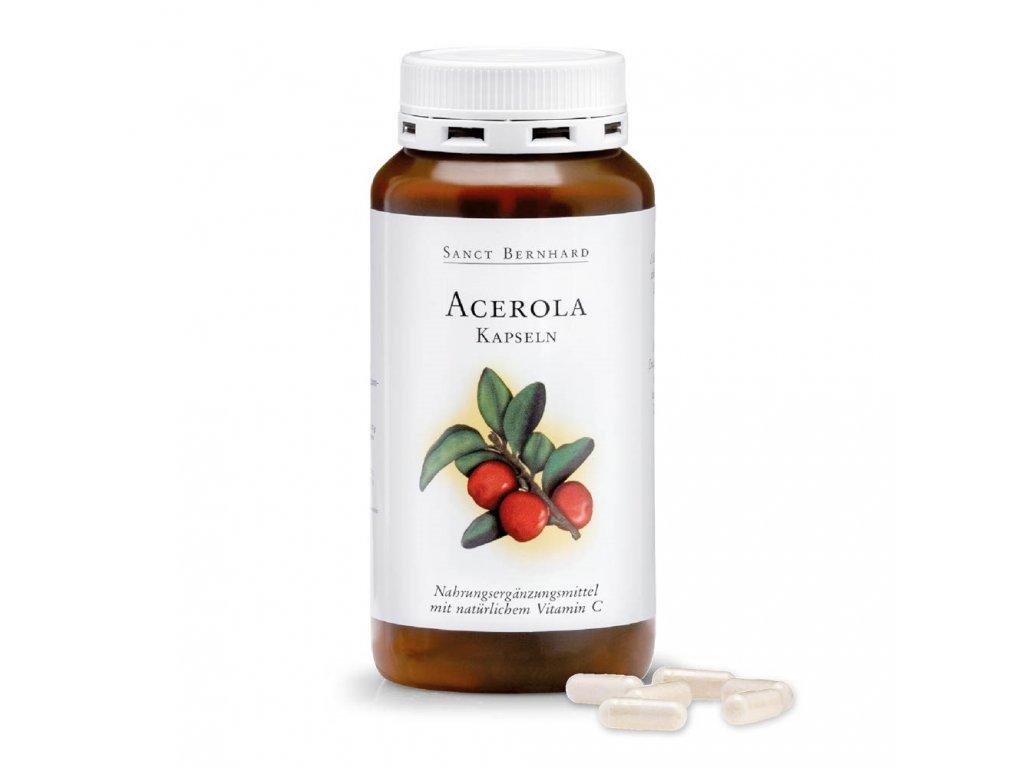 sanct bernhard acerola prirodni vitamin c 300 kapsli