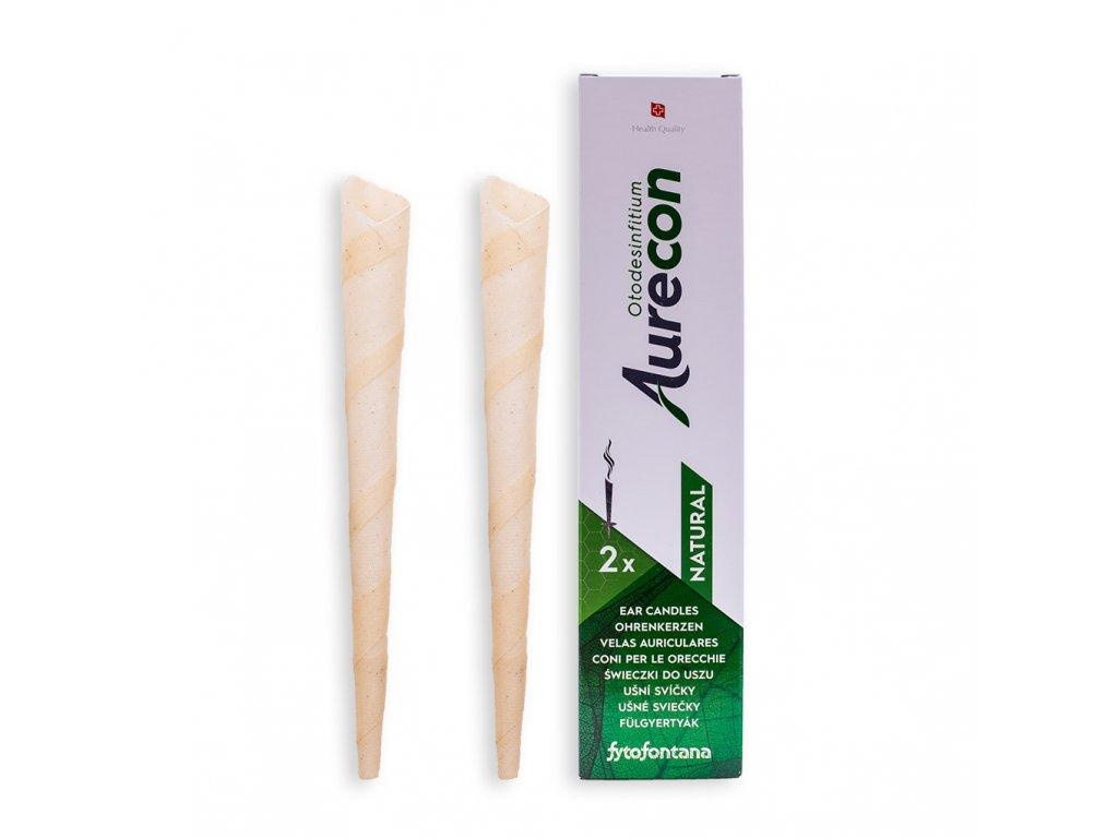 Fytofontana Aurecon ušní svíce Natural