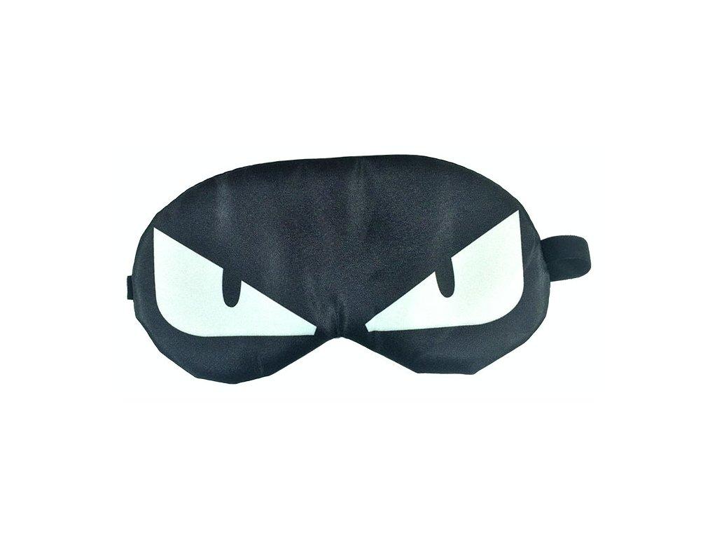 Maska na oči na spaní Bandit