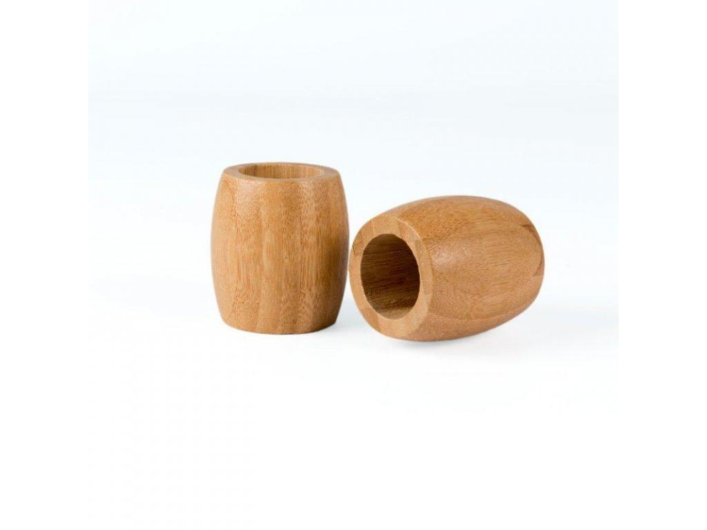 Curanatura dřevěný stojánek na kartáčky