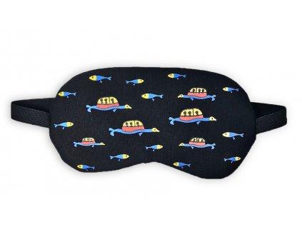 Maska na oči na spaní Mořské želvy