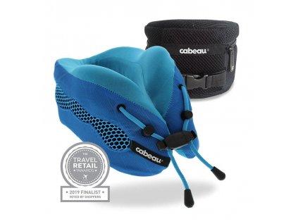 Cabeau Evolution Cool cestovní polštář z paměťové pěny