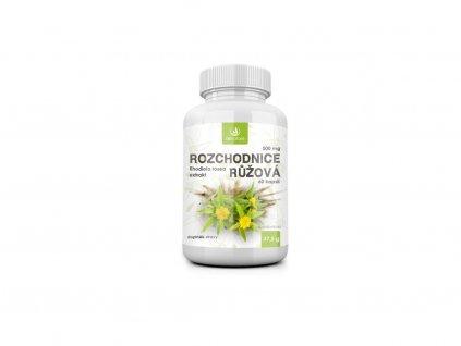 1997 allnature rozchodnice ruzova rhodiola rosea 500 mg 60 kapsli