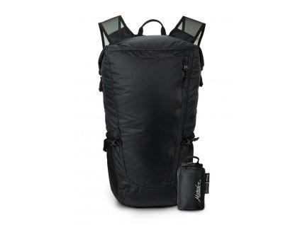 Matador skládací kapesný batoh Freerain 24 2.0 šedý