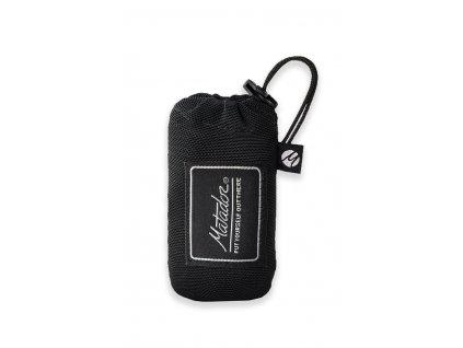 Matador mini skládací deka do kapsy 3.0 černá