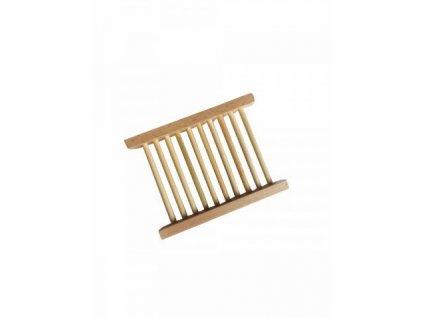 laSaponaria dřevěná podložka pod mýdlo