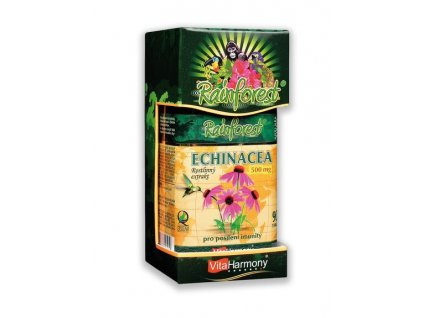 Rainforest Echinacea 500mg 90 tobolek